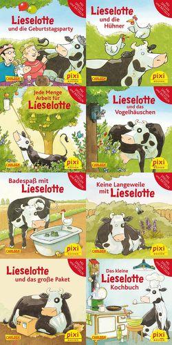 Pixi-8er-Set 251: Lieselotte (8×1 Exemplar) von Diverse