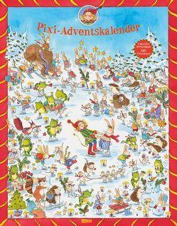 Pixi Adventskalender 2016 von Diverse