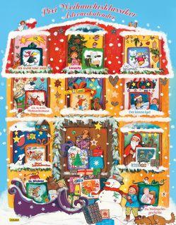 Pixi Adventskalender mit Weihnachts-Bestsellern 2018 von Diverse