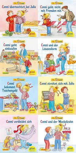 Pixi-Box 260: Meine Freundin Conni (8×8 Exemplare) von Schneider,  Liane, Steinhauer,  Annette