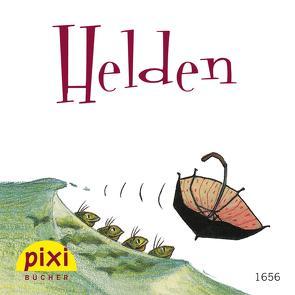 Pixi – Helden von Wilharm,  Sabine