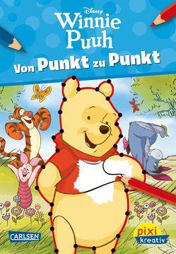 Pixi kreativ 127: VE 5 Disney – Winnie Puh (5 Exemplare) – Von Punkt zu Punkt von Disney