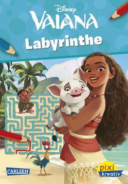 Pixi kreativ 128: Disney – Vaiana – Labyrinthe von Disney