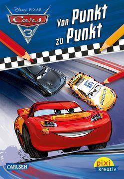 Pixi kreativ 111: Disney Cars 3 – Von Punkt zu Punkt