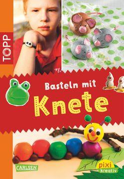 Pixi kreativ 24: TOPP: Basteln mit Knete