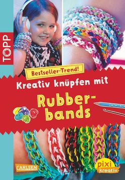 Pixi-kreativ-Box 14: Rubberbands! (28 Exemplare)