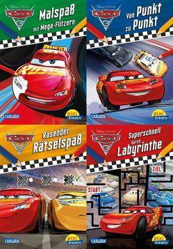 Pixi kreativ 4er-Set 29: Disney: Cars 3 (4×1 Exemplar)