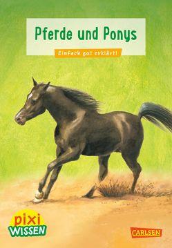 Pixi Wissen 1: VE 5: Pferde und Ponys von Sörensen,  Hanna, Windecker,  Jochen