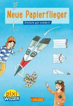 Pixi Wissen 101: Neue Papierflieger von Bischoff, Coenen