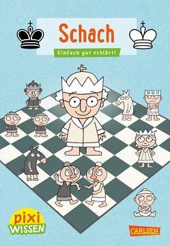 Pixi Wissen 105: VE 5 Schach von Hilbert,  Jörg, Lengwenus,  Björn