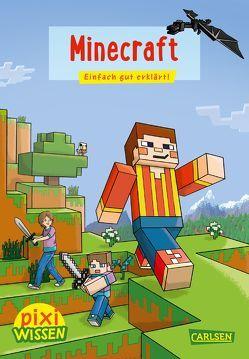 Pixi Wissen 106: Minecraft von Coenen,  Sebastian, Haubner,  Steffen