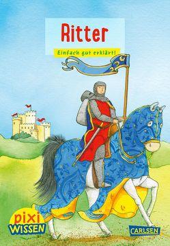Pixi Wissen 13: VE 5: Ritter von Leberer,  Sigrid, Thörner,  Cordula