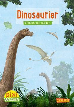 Pixi Wissen 21: Dinosaurier von Thörner,  Cordula, Windecker,  Jochen