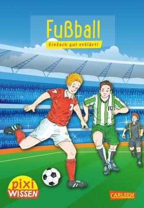 Pixi Wissen 23: VE 5 Fußball (5 Exemplare) von Coenen,  Sebastian, Thörner,  Cordula