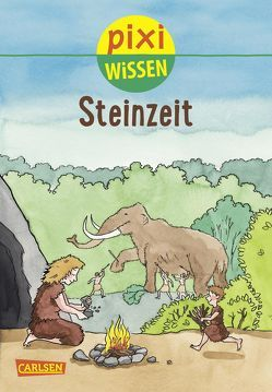 Pixi Wissen 63: Steinzeit von Erne,  Andrea, Rave,  Friederike