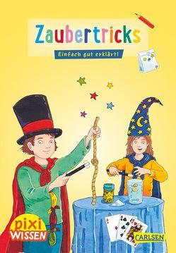 Pixi Wissen 66: Zaubertricks von Coenen,  Sebastian, Fischer,  Lucia