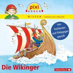 Pixi Wissen: Die Wikinger von Baltscheit,  Martin, Schepmann,  Philipp, Wittmann,  Monica