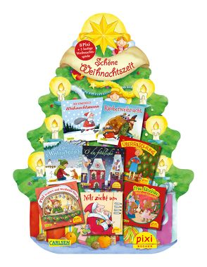 Pixis Riesen-Weihnachtsbaum von Löhlein,  Henning, Nettingsmeier,  Simone, Spanjardt,  Eva, Tust,  Dorothea