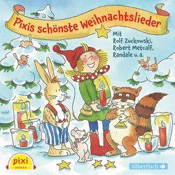 Pixis schönste Weihnachtslieder von Baltscheit,  Martin, Diverse, Nettingsmeier,  Simone, Schepmann,  Philipp, Zuckowski,  Rolf