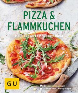 Pizza & Flammkuchen von Pfannebecker,  Inga