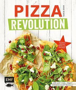 Pizza Revolution von Dusy,  Tanja