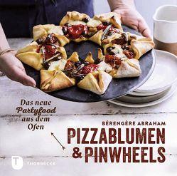 Pizzablumen und Pinwheels von Abraham,  Bérengère