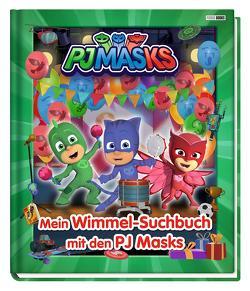 PJ Masks: Mein Wimmel-Suchbuch mit den PJ Masks von Panini