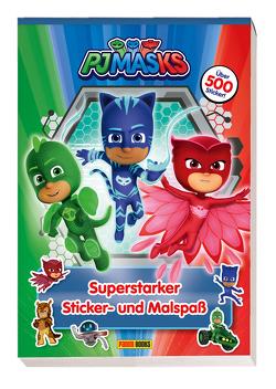 PJ Masks: Superstarker Sticker- und Malspaß von Panini