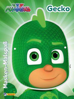 PJ Masks: VE 5 Masken-Malspaß Gecko