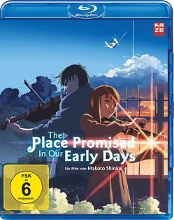 Place Promised in Our Early Days – Blu-ray von Shinkai,  Makoto