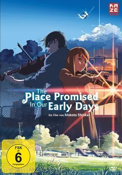 Place Promised in Our Early Days – DVD von Shinkai,  Makoto