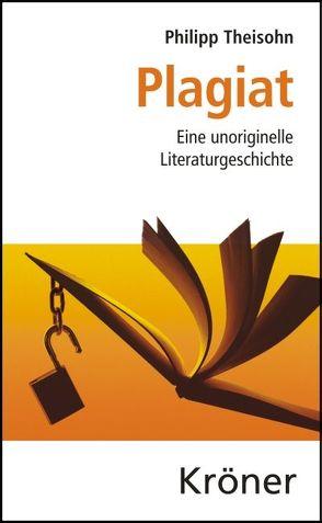 Plagiat von Theisohn,  Philipp