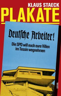 Plakate von Staeck,  Klaus