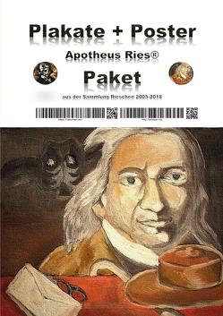 Plakate + Poster von Apotheus Ries® von Marc,  Oda, Ries,  Apotheus