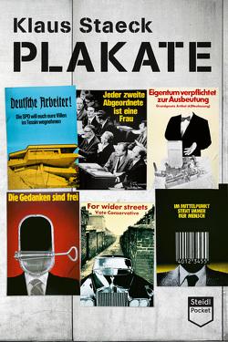 Plakate (Steidl Pocket) von Staeck,  Klaus