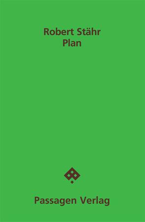 Plan von Stähr,  Robert