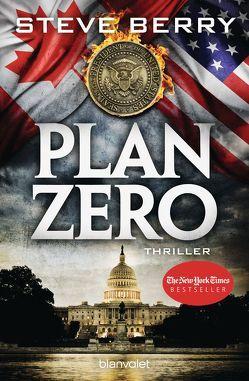 Plan Zero von Berry,  Steve, Thon,  Wolfgang