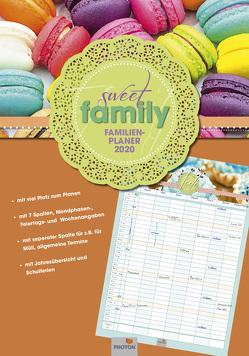 "PLANER ""SWEET FAMILY"" Kalender 2020 von PHOTON Verlag"