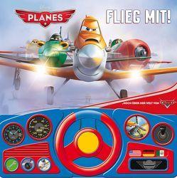 Planes 2 Lenkradbuch: Flieg mit! von Phoenix International Publications Germany GmbH