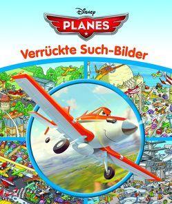 Planes, Verrückte Suchbilder von Phoenix International Publications Germany GmbH