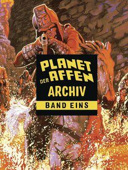 Planet der Affen Archiv 1 von Moench,  Doug, Ploog,  Michael, Sutton,  Tom