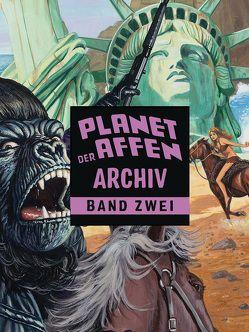 Planet der Affen Archiv 2 von Moench,  Doug, Ploog,  Michael, Sutton,  Tom