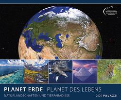 Planet Erde 2020 von PALAZZI