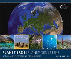 Planet Erde 2022 – Bild-Kalender – Wand-Planer – 60×50