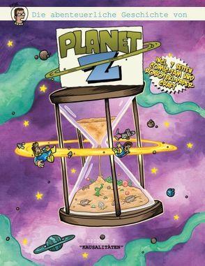 Planet Z – Episode 2 von Behrendt,  Marcus