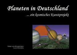 Planeten in Deutschland von Krusenstern,  Peter von, Wiedig,  Bettina