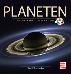 Planeten von Feuerbacher,  Berndt