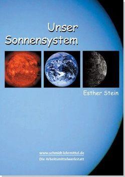 """Planetenheft """"Unser Sonnensystem"""" von Stein,  Esther"""