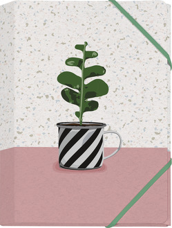 Plant it – Love it! Mini-Sammelmappe Motiv Grüner Alltag von Schöll,  Stephan