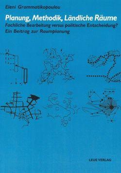 Planung, Methodik, Ländliche Räume von Grammatikopoulou,  Eleni